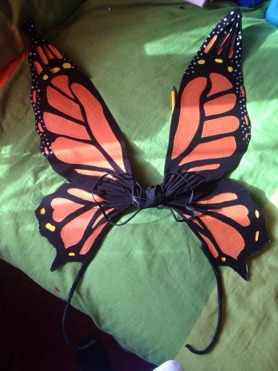fairy/ butterfly wings