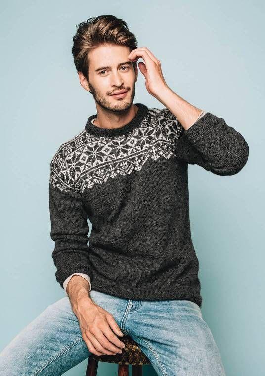 Lærdal 874 | Sweater design, Norwegian sweater, Norwegian