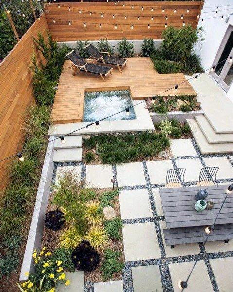 Top 50 Best Modern Deck Ideas Contemporary Backyard Designs
