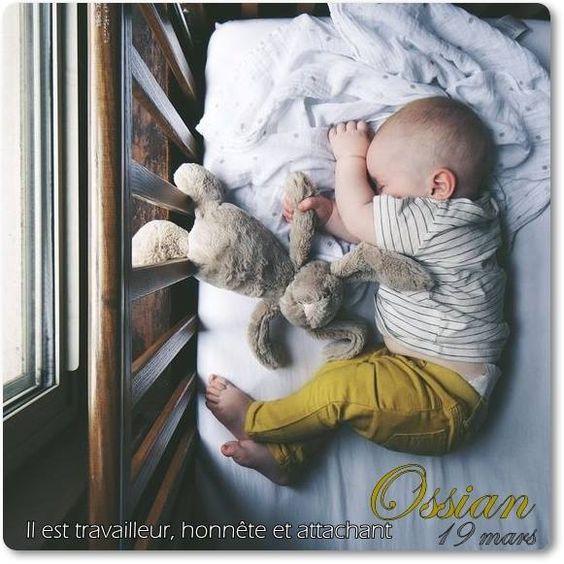 """Ossian est un """"petit faon"""" en celte."""