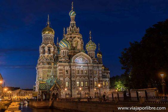 En Viaja por libre nos dan 7 razones que harán que visites Moscú y San Petersburgo