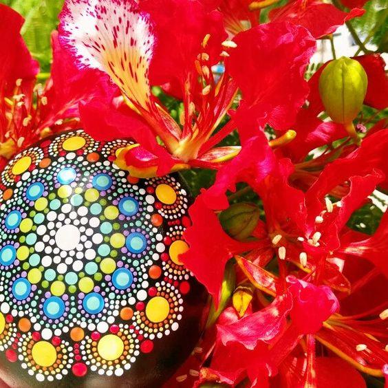 Canary flowers