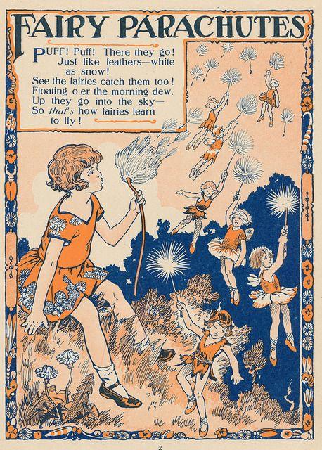 fairy parachutes