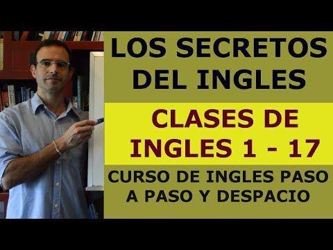 Entrenamiento Especial Esto Te Hara Entender Todo El Ingles Youtube Cursos De Ingles Gratis Curso De Inglés Aprender Inglés