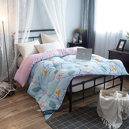 1set Bedding Sets Twin Bedding Set Soft Warm Blanket Pillowcase Duvet Cover Bed Blanket Cotton Blanke Matching Bedding And Curtains Cool Beds Bedding Sets