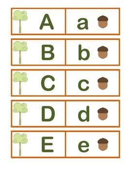 Upper And Lowercase Letters Literacy And Ps On Pinterest