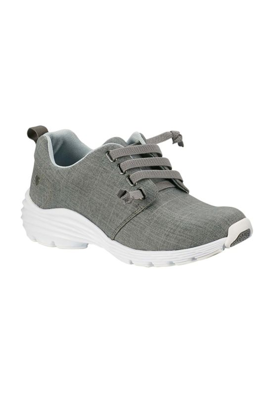 Experience the comfort and style of the Align Velocity lace-up shoes from Nurse Mates! These innovative shoes place the foot in an optimum position for proper alignment, stability, and support. Flexible materials, a heel cup, and multi-level arch contribute to the superior fit.