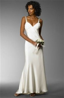 wedding dress second marriage