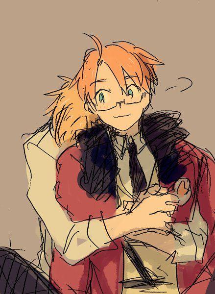USUK Cuddle