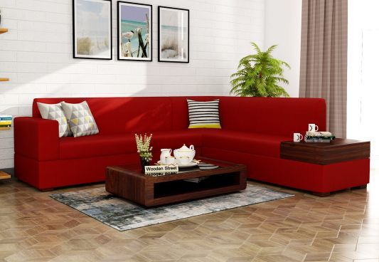 Pune Corner Sofa Corner Sofa Set Wooden Sofa Set Designs
