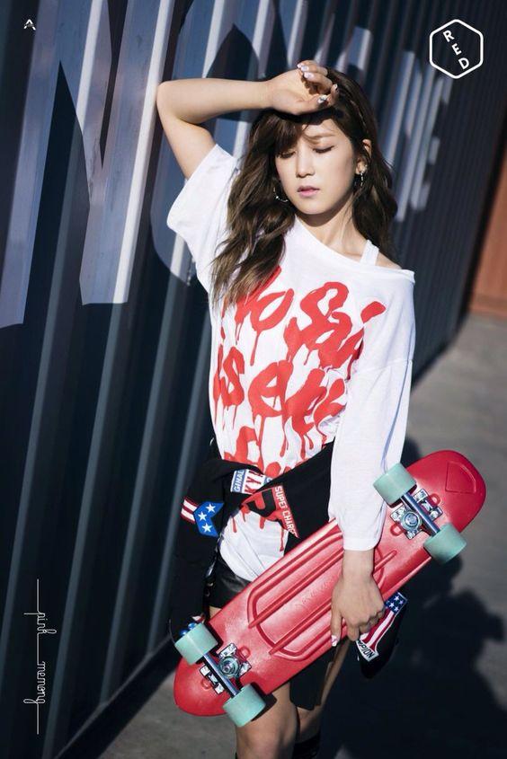 """Apink - ChoRong """"Pink Memory"""""""