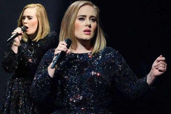 Adele admits she uses doctor to advise on who she can speak to on tour - Mirror…