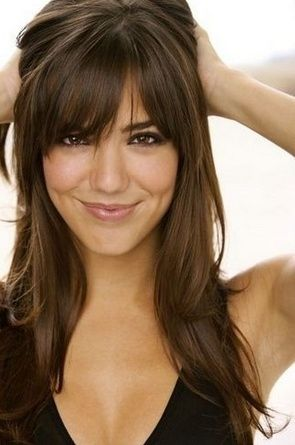 Bangs are going to look good on me! | The 27 Stages Of Cutting Your Own Bangs
