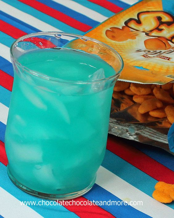 Pinterest the world s catalog of ideas for Fish bowl punch