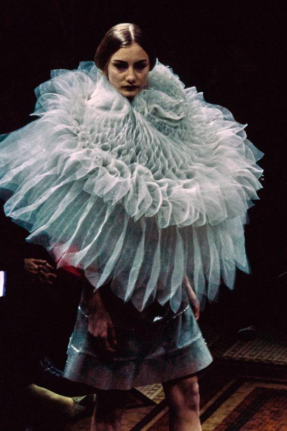 Sin título — Junya Watanabe Fall 2000