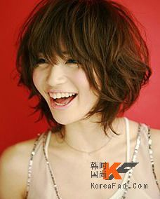 haircuts for with bangs digital perm pictures and information japanese perm on 5453