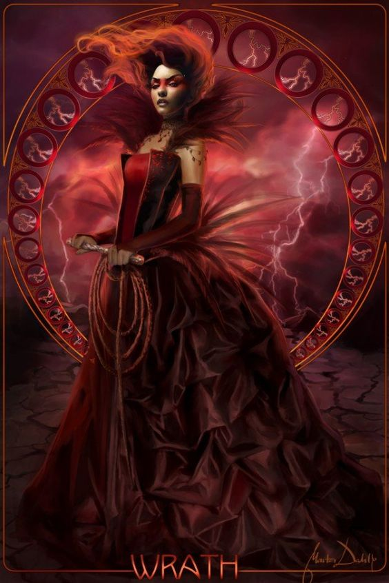 7 Deadly Sins - Wrath