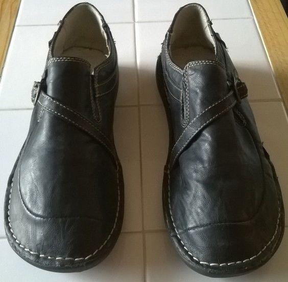 Chaussure pour homme style Sandale -  CUIR - SAUF CONDUIT (40)