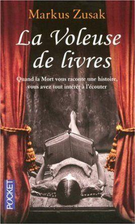 La Voleuse de livres: Amazon.fr: Markus Zusak, Marie-France Girod: Livres