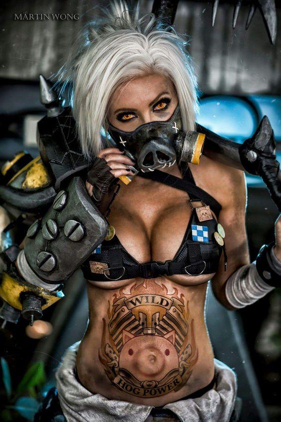 Jessica Nigri cosplayer