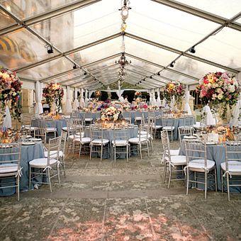 See Thru tent