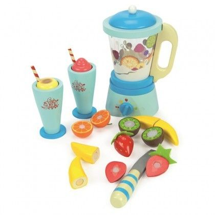 Le Toy Van Fruit and Smooth Blender Set