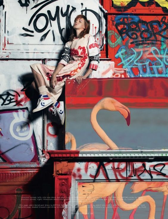cool Dazed & Confused Outubro 2013 | Lindsey Wixson por Pierre Debusschere [Editorial]
