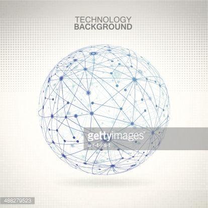 Vektorgrafik : globe