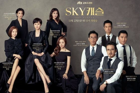 "Producing Director And Writer Of ""SKY Castle"" In Talks To Collaborate On Another Drama"