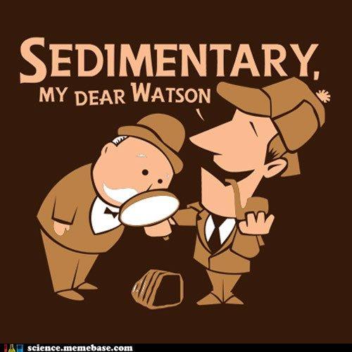 Gotta love geology puns