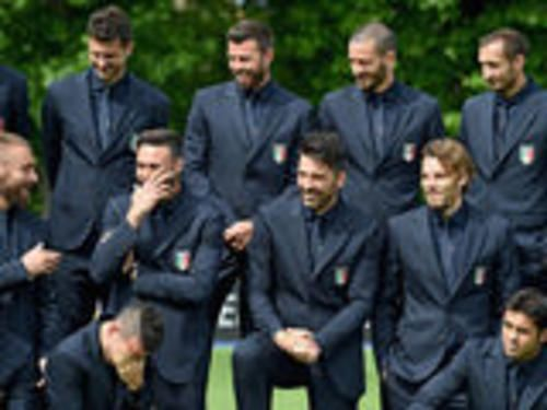 Moda: I #calciatori #più sexy degli Europei 2016 (link: http://ift.tt/1t4YK1g )