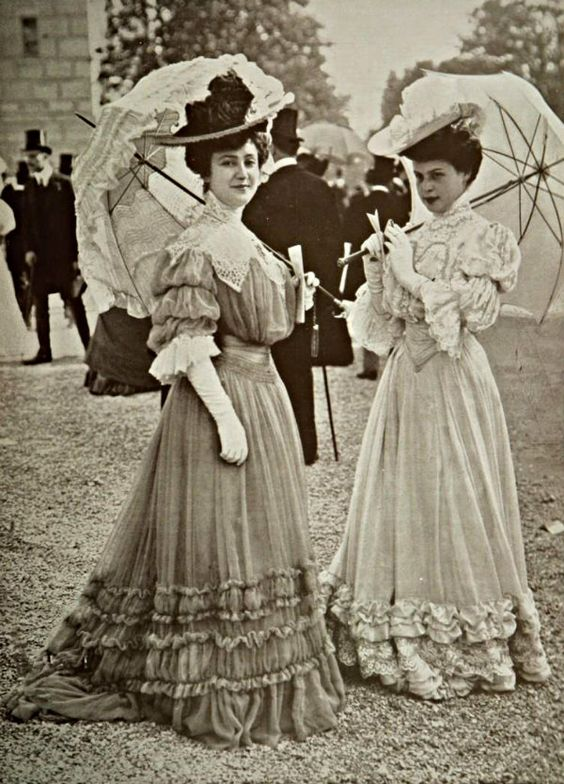 Creative  Edwardian Fashions 190019teens On Pinterest  Day Dresses Edwardian