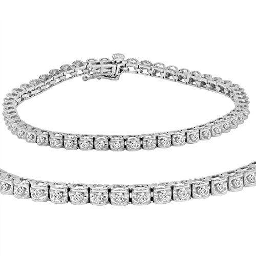 Bracelets Modern Jewelry Tennis Bracelet Diamond Turquoise Sterling Silver Cultured Pearl Bracelet