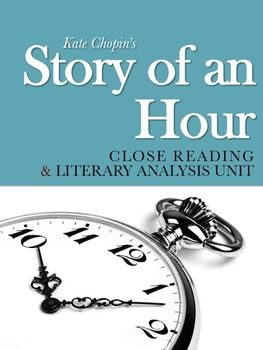 "the use of dual symbolism in the story of an hour by kate chopin The story of an hour by kate chopin was published in 1894 as the  the story is driven by the way that the elements of literature are used  heart trouble: there is a double meaning to louise's ""heart trouble,"" in the text."