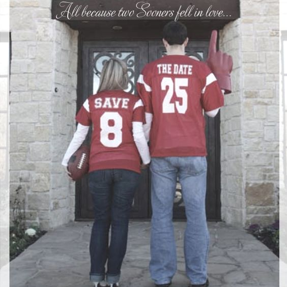 Our save the date!: