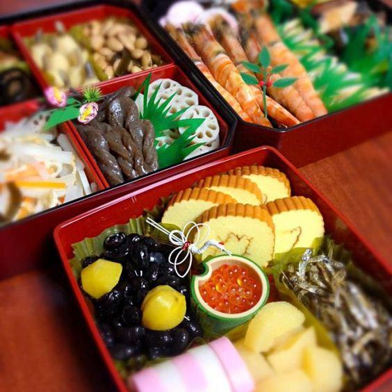 今年も好きなものだけ。 黒豆と田作りが好評でした✨ - 20件のもぐもぐ - おせち2015 by tugumi4322