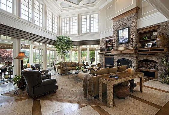 Love the upper windows!