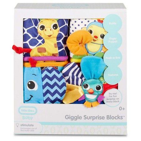Little Tikes Giggle Surprise Blocks : Target