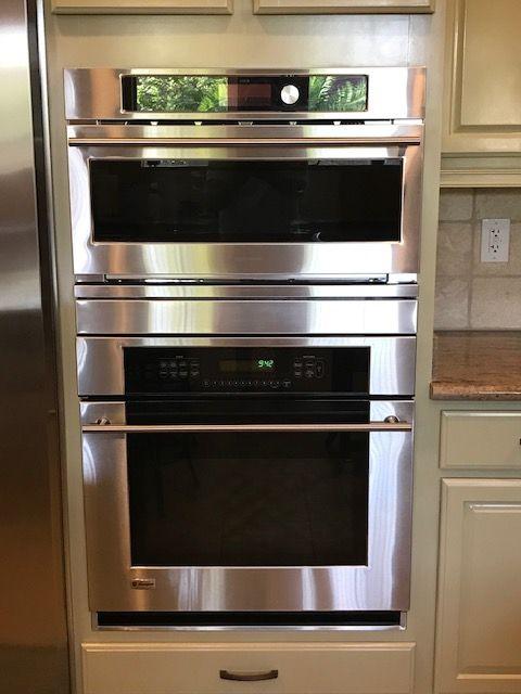 ge monogram advantium and wall oven