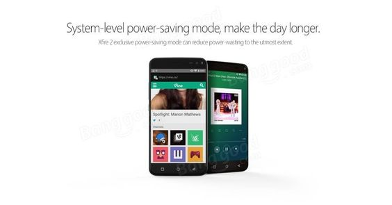 BLUBOO Xfire 2 5-inch Android 5.1 MTK6580 1.2GHz Quad-core Smartphone Sale - Banggood.com