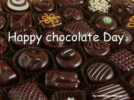 Are you looking for Happy Chocolate Day Wishes, Happy Chocolate Day Messages, Happy Chocolate Day Quotes, Happy Chocolate Day SMS, Happy Chocolate Day Images, Happy Chocolate Day Greetings, Happy Chocolate Day Cards and something nearly? Alright!! We knows you better then another. http://www.valentinescardsimages.com/