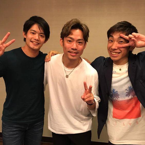 滋賀大津公演ですね3人で取材でした楽しかったな〜