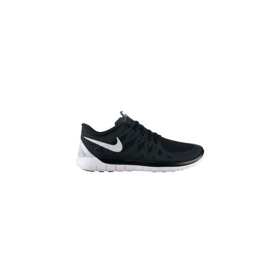 Nike Women's Free 5.0 Running Shoe (€88) ❤ liked on Polyvore featuring shoes, athletic shoes, nike, sports footwear, nike athletic shoes, nike footwear and sport shoes