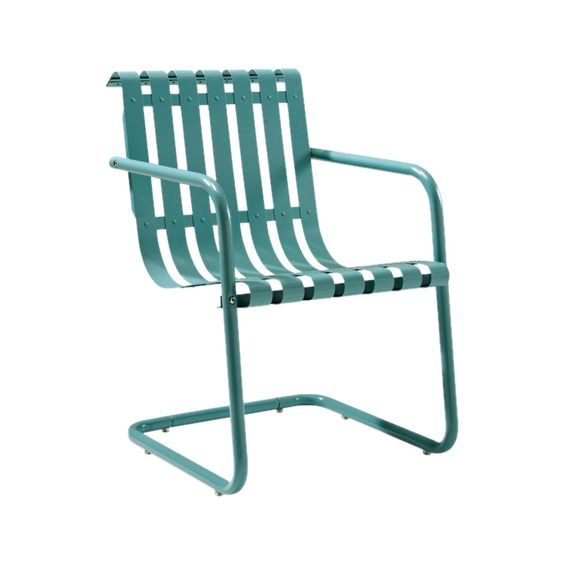 Kick back after-hours and at the weekend with the Clocking Off Chair. Modern metal curves take on a classic seat, working an industrial angle in a truly contemporary manner. The bold colors are perfect...  Find the Clocking Off Chair, as seen in the Labor Day Sale: Outdoor Collection at http://dotandbo.com/collections/labor-day-sale-outdoor?utm_source=pinterest&utm_medium=organic&db_sku=106235
