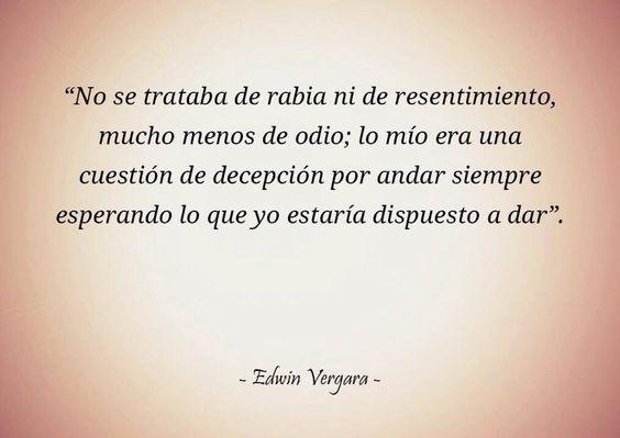 #EdwinVergara