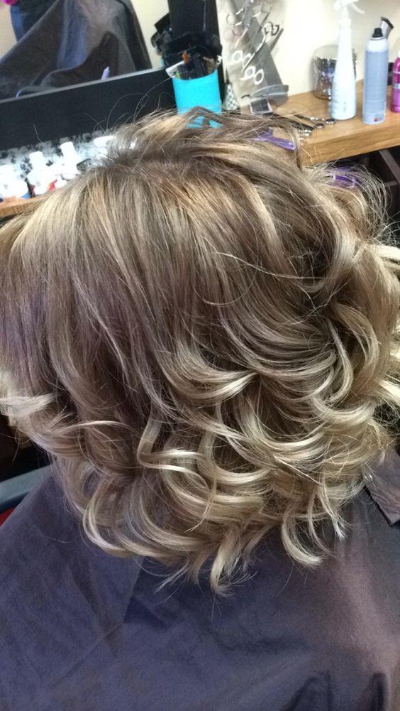 Short ombré hair 2015