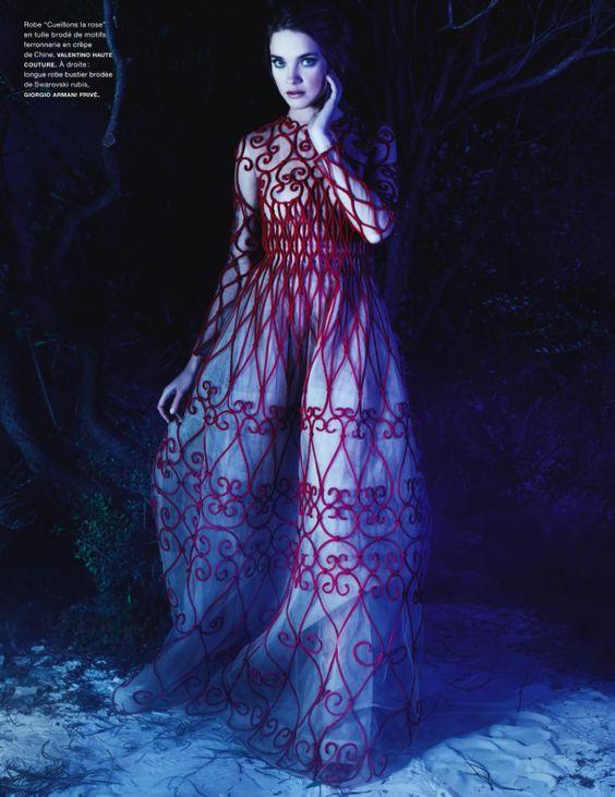 La Couture Enchantée - Numéro #141 March 2013