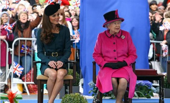 Meet the Most Fashionable Woman in the World  The Queen of England.  By Simon Doonan|  http://www.slate.com/articles/life/doonan/2012/03/the_queen_s_jubilee_why_she_s_the_most_fashionable_woman_in_the_world_.html#