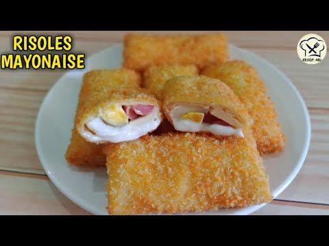 Menu Buka Puasa Risoles Mayonaise Enak Lembut Lumer Di Mulut Youtube Resep Makanan Makanan Resep Masakan