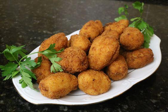 Buena cocina mediterranea: Bocaditos de langostinos
